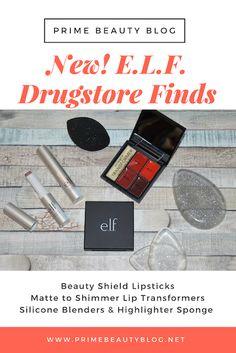 New! E.L.F. Drugstor