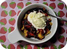 Park Avenue: DCB Recipe #10: 13 Minute Cobbler Cake
