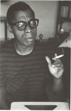 """James Baldwin--I listened to an NPR interview about James to divert my mind and attention for a while last week. He was reportedly scheduled to be one of the speakers @"""" The March On Washington"""", 1963. Mysteriously, someone """"erased"""" his name, for the obvious reason. It only heightened my sensitivity, anger and fear at what we were going through last week"""