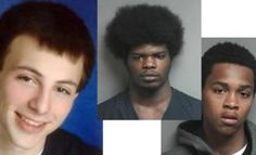 2 Black Thugs Stab White Pizza Delivery Kid To Death: Where�s Al Sharpton?
