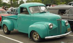 Studebaker Pickup - articles, features, gallery, photos, buy cars - Go Motors Vintage Pickup Trucks, Antique Trucks, Vintage Cars, Antique Cars, Farm Trucks, Cool Trucks, Cool Cars, Classic Trucks, Classic Cars