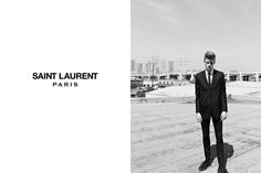 Saint Laurent Mens FW14 Campaign