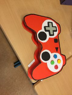 Surprise game controller nintendo