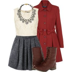 Back to December outfit