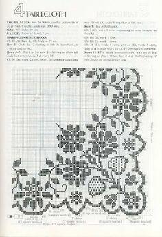 Ondori Crochet Lace – Augusta – Picasa Nettalbum