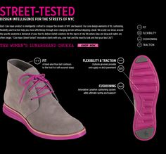 Cole Haan. Street Tested, Comfortable Womens Walking Shoes : ColeHaan.com
