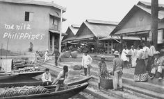 Manila, Philippines, early 20th Century by John T Pilot, via Flickr Voyage Philippines, Les Philippines, Philippines Culture, Philippines Travel, Manila, Fort Santiago, Philippine Architecture, Philippine Holidays, Intramuros