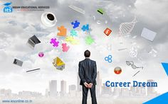 #CareerDream. Never let go of your #career dreams! Perseverance and #guidance will take you there!