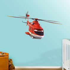 Planes Fire U0026 Rescue, Disney Planes, Disney Cruise/plan, Custom Decals,  Kids Bedroom Ideas, Kids Room, Diy Bedroom, Ranger, Real Big