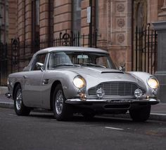DB5 with factory Hard Top