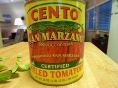 Italian tomatoes!