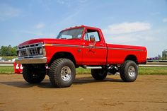 old ford trucks lifted - Google Search