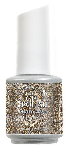 Glam Ave (Glitter) - oro glitterato