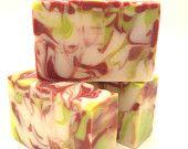 forbidden fruit - Handcrafted Vegan Soap - apple