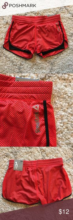 Reebok Dry Fit Athletic Shorts Never worn, has inner liner shorts for extra protection Reebok Shorts