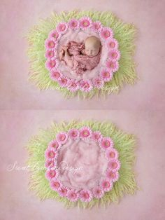 Newborn Photography Digital Backdrop. Photoshop Layer Styles