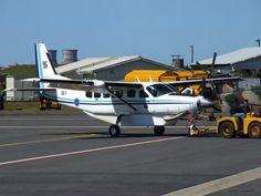South African Cessna C-208B Caravan.