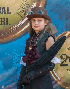 Explore ctkimages' photos on Flickr. ctkimages has uploaded 8066 photos to Flickr. Steampunk Kids, Steampunk Clothing, Steampunk Fashion, Costumes Pictures, Dieselpunk, Captain Hat, Explore, Hats, Inspiration