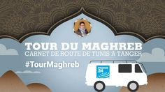 #TourMaghreb – Carnet de route de Tunis à Tanger Ap French, Learn French, French Stuff, France 24, Teaching French, Afrique Francophone, Innovation, French Language Learning, Tangier