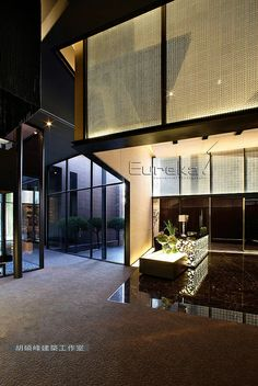 胡碩峰 大牆演繹設計有限公司 - 精銳建設海德一號 接待中心