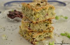 Ελιόπιτα - The Veggie Sisters Greek Recipes, Diet Recipes, Recipies, Vegan Recipes, Dessert Recipes, Desserts, Healthy Choices, Quiche, Food And Drink