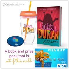 Gabby Duran and the Unsittables {an out of this world giveaway}