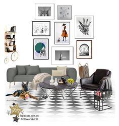 """Untitled #88"" by annie-qiu on Polyvore featuring interior, interiors, interior design, home, home decor, interior decorating, Bomedo, Cosimo Vardaro, Pottery Barn and NOVICA"