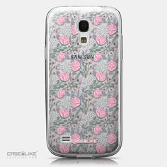 CASEiLIKE Samsung Galaxy S4 mini back cover Flowers Herbs 2246