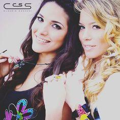 Los amigos son como las estrellas no siempre los puedes ver pero sabes que están ahí. #ClaudiaCassani