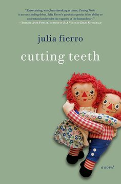 "Good Reads: Spring Reading List 9. Cutting Teeth by Julia Fierro Named one of the ""30 Books You Need to Read in 2014"" by Huffington Post, this book takes place over a summer weekend at a beach house, where a group of 30-something friends meet.-"
