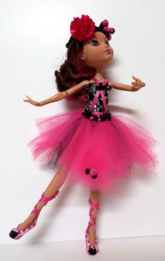 Ever After High or Monster High Briar Beauty by LuceasLoot on Etsy, $24.99