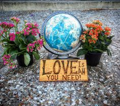#Love is all you need!