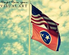 The State of Tennessee.  Photo by Ms. Ruin for Through These Eyes Visual Art.