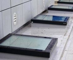 VITRAL Skyvision Fixed roof glazing - Bexley project, UK