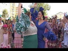 El Real de la Feria ya baila al compás de sevillanas