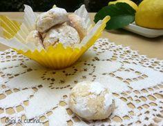 Biscotti al limone con farina di riso