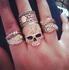 matchingg ringss set