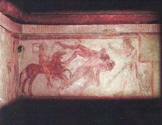 Tumba del Mono de Chusi, h.475 a.C.