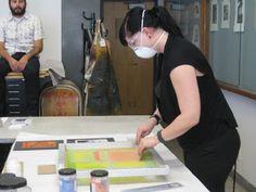 Screen Print a Custom T Shirt Using DIY Silk Screen Emulsion
