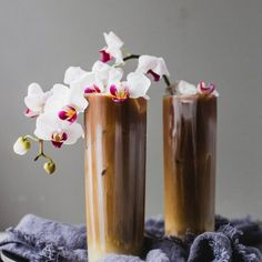 Vietnamese Coffee with Vanilla Cream