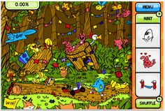 Aplicación infantil Where's Tappy?