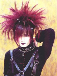 visual kei dir en grey - Google Search - Kaoru