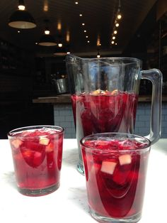Sangria is the ideal large-batch cocktail to prep for your upcoming holiday party.