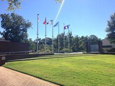 Veterans Memorial in Smyrna Georgia