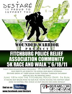Wounded Warrior Project for Destare