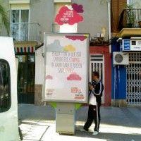 Publicidad mupis Valencia -  CC GRAN TURIA – OTOÑO