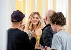 Go Behind the Scenes of Elizabeth Olsen's Allure Cover Shoot | allure.com