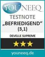 Develle Wimpernserum Test Testsiegel Youneeq
