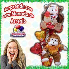 #Sorprende a esa persona #Especial con un #Arreglo de #Globos de #Globocentro!!!