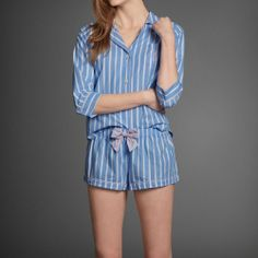 Womens Eve Sleep Shirt | Womens Sleep | Abercrombie.com